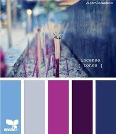 Image result for violet colour palettes