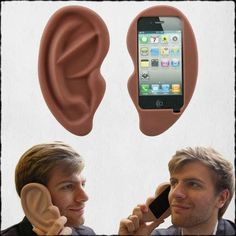 Big ear phone cover
