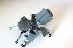 Build-your-own Fuchikoma | A few people have asked me about … | Flickr