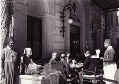 Agatha Christie's Egypt High Tea and Agatha's Egypt of the 1920s and 30s.