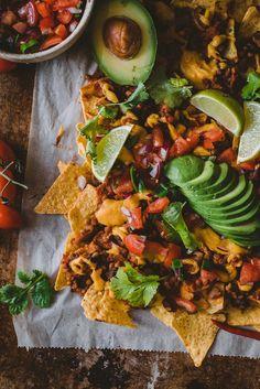 Vegaaninen nachopelti (v, gf) vege & vegan Diet Drinks, Diet Snacks, Healthy Snacks, Vegetarian Recipes Videos, Diet Recipes, Vegan Recipes, Vegan Food, Before And After Weightloss, Diet Breakfast
