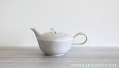 Beautiful light grey glaze and mid century styling. The Jubilee line is highly sought after and is considered very collectable. Jubilee Line, Serveware, Tableware, Homer Laughlin, China Patterns, Beautiful Lights, Mists, Glaze, Tea Pots