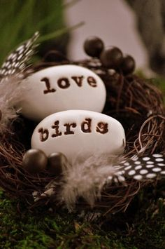 Looking for a wedding theme? Try love birds! This is a creative and unhacked theme, actual for any season. How to rock this theme? There are hundreds of ideas, from love birds cake toppers to origami cranes as a wedding backdrop. Love Birds Nest, Love Birds Wedding, Dream Wedding, Spring Wedding, Wedding Blog, Wedding 2017, Diy Wedding, Wedding Stuff, Wedding Planner