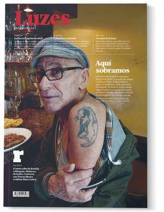 Luzes. Nº 5 Abril 2014.  Sumario: http://www.revistaluzes.com/numero/05 Na biblioteca: http://kmelot.biblioteca.udc.es/record=b1509851~S6*gag
