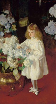 John Singer Sargent, Helen Sears, 1895, Museum of Fine Arts, Boston