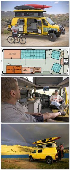 Ultimate Adventure Vehicle