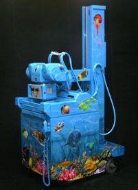Aquarium portable X-ray machine