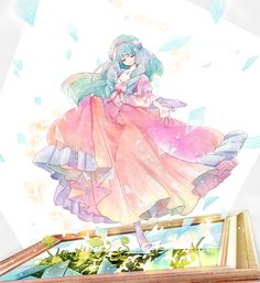 ... Anime so pretty