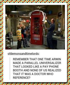 The American Tardis  // funny pictures - funny photos - funny images - funny pics - funny quotes - #lol #humor #funnypictures