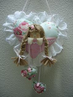 Coração de menina - coleção quarto de bebê menina flor | Flickr – Compartilhamento de fotos!