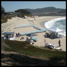 weddings in carmel, carmel weddings, carmel beach weddings, california beach weddings
