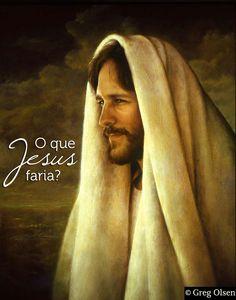 Agir conforme o Salvador!!