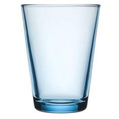 Kartio All Purpose Glass, Light Blue - Kaj Franck - Iittala - RoyalDesign.com