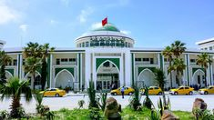 Marrakesh, Casablanca, Morocco, Taj Mahal, Building, Travel, Bus Station, Paloma Blanca, Turismo