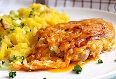 Slovak Recipes, Czech Recipes, Hungarian Recipes, Ethnic Recipes, Casserole Recipes, Meat Recipes, Cooking Recipes, Slovakian Food, Banana Split