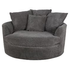 Nest Chair -Bumps Charcoal