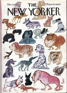 The New Yorker March 21 1970