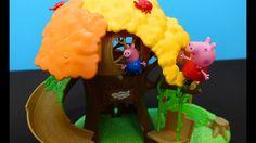 Peppa Pig en español. Peppa y George se divierten. Peppa Cerda y George ...
