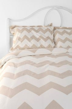 Zigzag Sham - Set Of 2 - Urban Outfitters