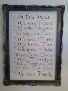 OUR FAMILY RULES. http://www.wheretogotonight.com/