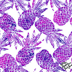 Lilly Pulitzer, Sweet to the Core! Lilly Pulitzer Prints, Lily Pulitzer, Textiles, All Things Purple, Pretty Patterns, Pattern Wallpaper, Artsy Fartsy, Iphone Wallpaper, Phone Backgrounds