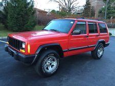 Jeep : Cherokee NO RESERVE
