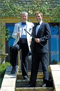 Mens Walking Canes with Style