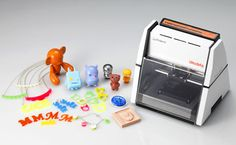 Roland iModela iM-01 Small 3D Printer