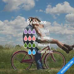 Romance - Essential Oil Diffuser Blend