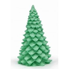 Molde para hacer jabón Abeto navideño grande. Molde de silicona artesanal, Clásico abeto para hacer velas y jabones, perfecto para tus manualidades de navidad. DIY. Disponible en Gran Velada.