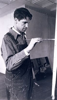 Fairfield Porter, 20th century artist