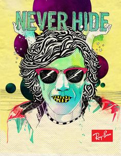 Ray Ban on Behance