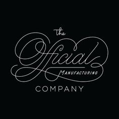 More Great Type, Hand-Lettering & Calligraphy Designs