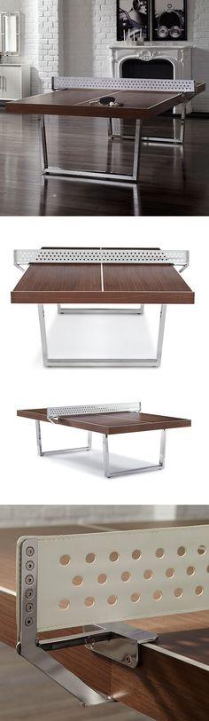 MONACO TABLE TENNIS TABLE by Mitchell Gold + Bob Williams