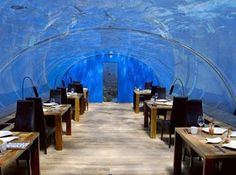 Itaha Restaurant - Maldive