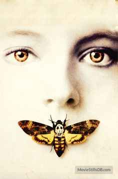 Jodie Foster & Anthony Hopkins & Jonathan Demme-The Silence of the Lambs: Collector's Edition Scary Movies, Horror Movies, Good Movies, Famous Movies, Lamb Tattoo, Thomas Harris, Sir Anthony, Jodie Foster, Anthony Hopkins