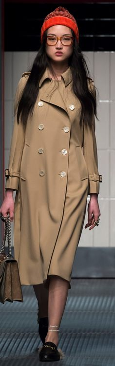 Gucci Collections Fall Winter 2015-16 collection