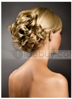 Super Charming Bridal Hairstyle Wrap : Tidebuy.com