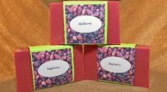 Mulberry Soap
