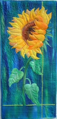 Sunflower by Maureen Thomas