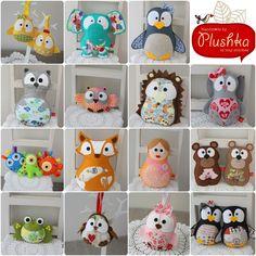 Plushka's toys | Flickr - Photo Sharing!
