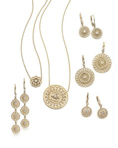 Leslie Greene jewelry collection