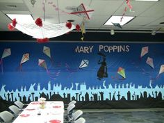 mary poppins decorations - Google Search