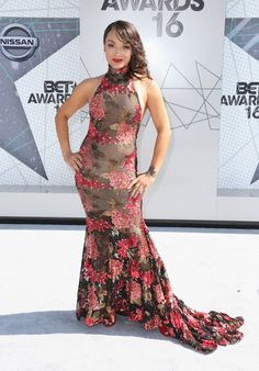Mayte Garcia - Best Dressed at the 2016 BET Awards - Photos
