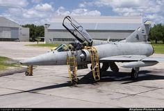 Argentina - Air Force Dassault Mirage III D series I-021