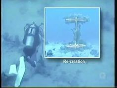 More Evidence of Chariot Wheels in the Red Sea Found in 2000 - YouTube