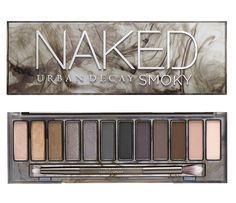 Urban Decay Naked Smoky Palette: Urban Decay Eye Shadow Palette Tutorial by Laramie (Book Your Look www.bookyourlooknyc.com)