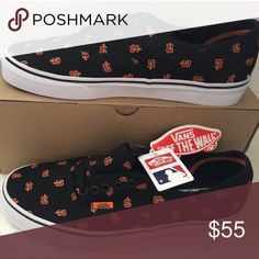 f6225e122c Shop Men s Vans size 9 Sneakers at a discounted price at Poshmark. San  FranciscoVans AuthenticMlbVans ...