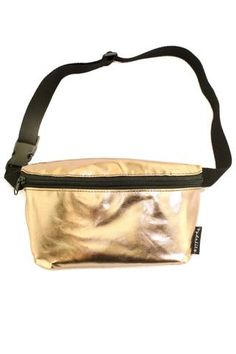 4c3f2c18dd Gold Digger Metallic Gold Fanny Pack - Shinesty Digger Costume, Mardi Gras  Outfits, Party