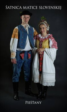 Piešťany, Slovakia Bratislava, Traditional Dresses, Art Reference, Two By Two, Stylists, Costumes, Fictional Characters, Slovenia, Homeland